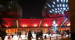 L'Ice Park dell'Auditorium-Parco della Musica