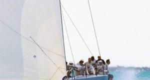 La barca dello Yacht Club Costa Smeralda è in Florida