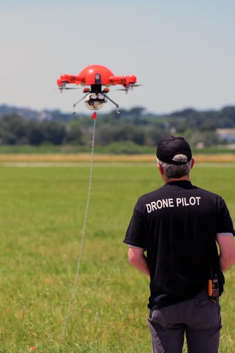 """Saranno tante le novità che verranno presentate a """"Roma Drone Campus 2017"""""""