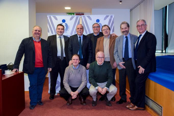 Il nuovo consiglio Fipav Lazio