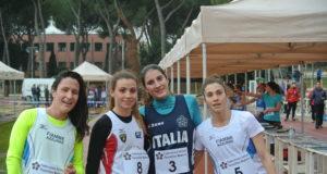 L'Italia sarà rappresentata da 4 atlete