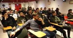 Formazione a 360 gradi sul match-fixing con l'A.C. Milan