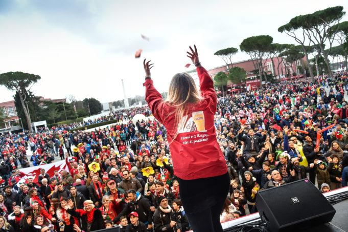Italia Galles Roma 5 febbraio 2017