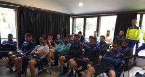 Giornata di formazione a 360 gradi sul match-fixing con l'U.C. Sampdoria