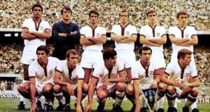 Il Cagliari campione d'Italia