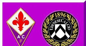 Microgame sull'anticipo di Serie A Fiorentina- Udinese
