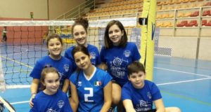 Passione sitting volley