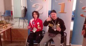Pietro Miele è riuscito a vincere nella categoria A della sciabola