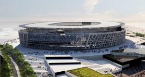 Lo stadio della Roma: sarà così?