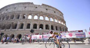 Il triathlon sfida l'eternità di Roma