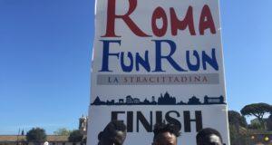 Alla Stracittadina prenderanno parte anche 10 ospiti degli SPRAR della provincia di Roma