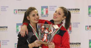 Sabina Carretto e Giulia Corbu