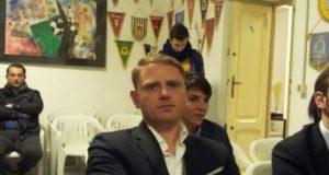 L'arbitro internazionale Di Resta