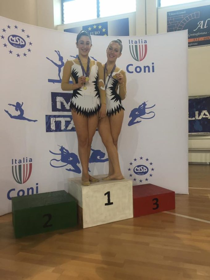 Marta Ponzo e Beatrice Sabatini