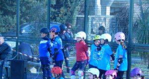 Trofeo Lazio, piccoli atleti freestyle dello Skating Frascati