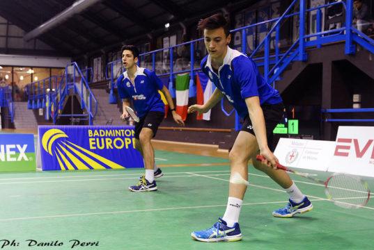 Fabio Caponio e Giovanni Toti