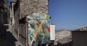 Completati a Civitacampomarano i primi murales del 2017
