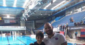 Luca Provezani con Felipe Perrone).