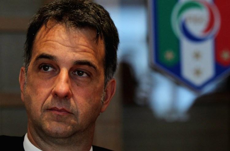 Il direttore generale della Federcalcio italiana (FIGC), Michele Uva - foto tratta dal sito della FIGC.i