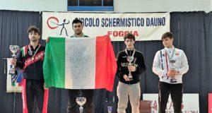 Riccardi e Germoni sul podio
