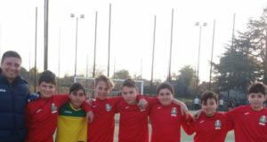 L'under 11 del New Country