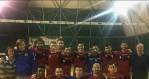 Seconda divisione maschile della Polisportiva Borghesiana