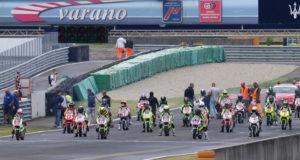 Primo appuntamento del Campionato Italiano MiniGP 2017