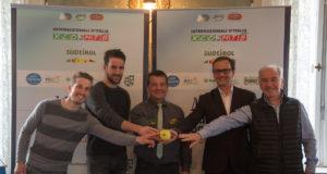 Vieider, Kerschbaumer, Pallweber Figl e Lazzarotto (Credits: Michele Mondini)
