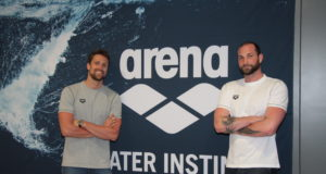 Luca Dotto e William Meynard.viista in arena