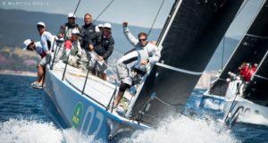 La barca dello YCCS si presenta al Mondiale da leader della classifica provvisoria
