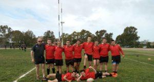 L'Under 16 della Ldm Colleferro Rugby 1965