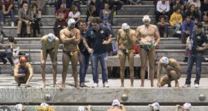 Campionato Nazionale Fin Pallanuoto serie A1 Roma Vis Nova PN - AN Brescia Foro Italico - Roma
