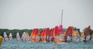 La flotta a Marina Julia per la Coppa Italia