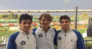 Daniele Colasanti, Giorgio Malan, Gianluca Micozzi