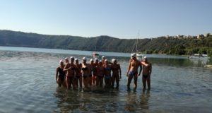 Il settore nuoto del Tc New Country Club Frascati