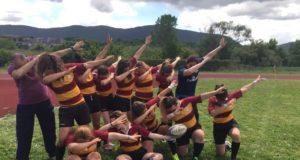 Under 16 femminile del Rugby Frascati Union 1949