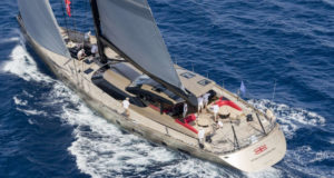 Escapade, Loro Piana Superyacht Regatta 2017. Foto Credits: Borlenghi/YCCS/ BIM