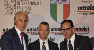 Carlo Catte, al centro