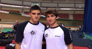 Matteo Cicinelli e Giuseppe Mattia Parisi