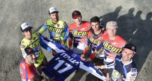 Nella foto da sinistra: Matteo Cavallo, Alex Salvini, Andrea Verona, Manuel Monni, Davide Guarneri, Davide Soreca, Giacomo Redondi, Thomas Oldrati.