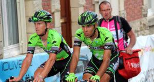Davide Pacchiardo e Marco Tizza. Credit image: Ronde de L'Oise