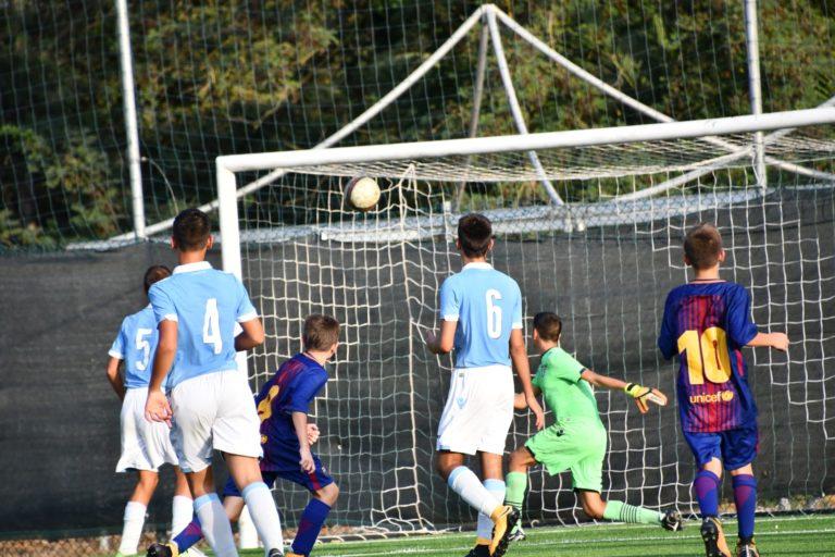 Memorial Varani, seconda giornata, Juventus, Roma e Barcellona a punteggio pieno