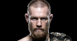 L'icona del MMA, l'irlandese Conor McGregor - in una immagine tratta del web