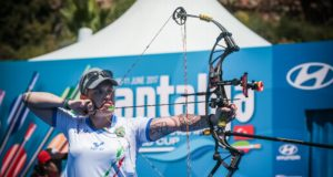 Marcella Tonioli detentrice della Coppa del Mondo 2016 CREDITS WORLD ARCHERY​