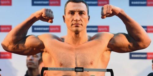 Vladimir Klitschko