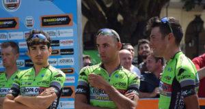Andrea Ruscetta, Marco Tizza e Adriano Brogi (Valentina Barzi)