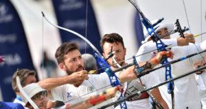 Mauro Nespoli, David Pasqualucci Arco Olimpico (Insidefoto)