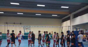 Trofeo Lazio, Roma 7 - Roma Volley