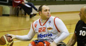Francesco Roncari (HS Varese) in azione