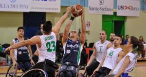 Ian Sagar (Briantea) contro S. Stefano